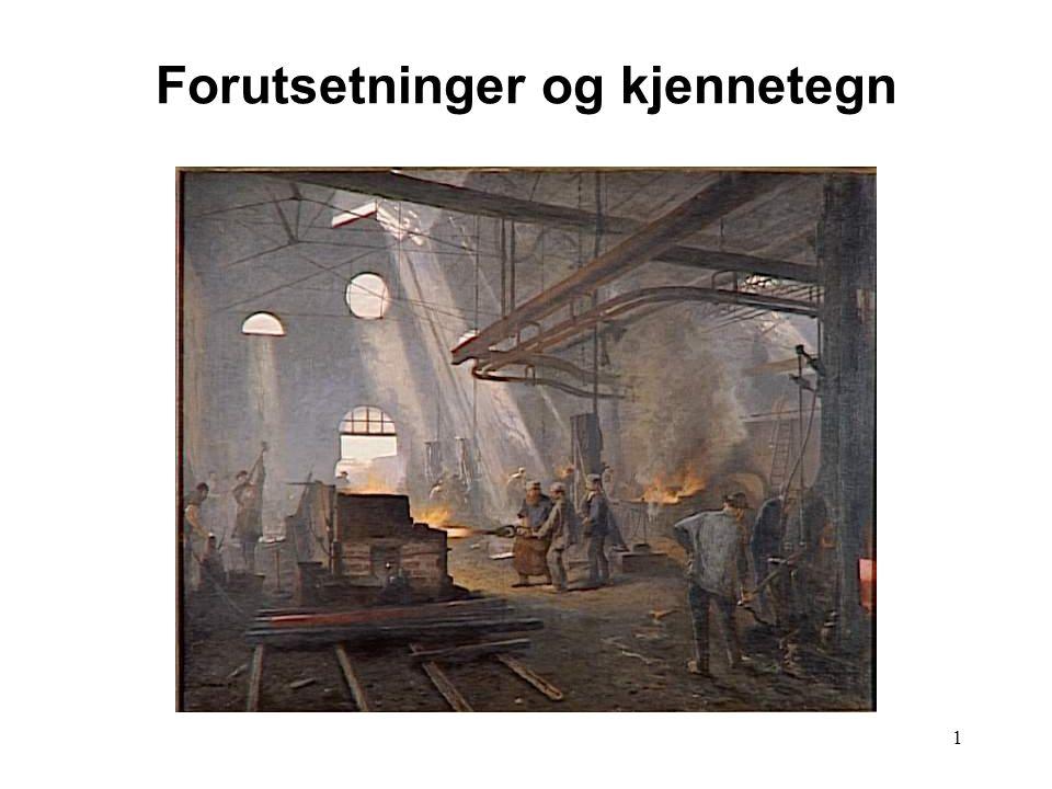 2 Reformasjonen på 1500-tallet - og spesielt kalvinismen (Max Weber) –arbeidet som kall + predestinasjonslæren.