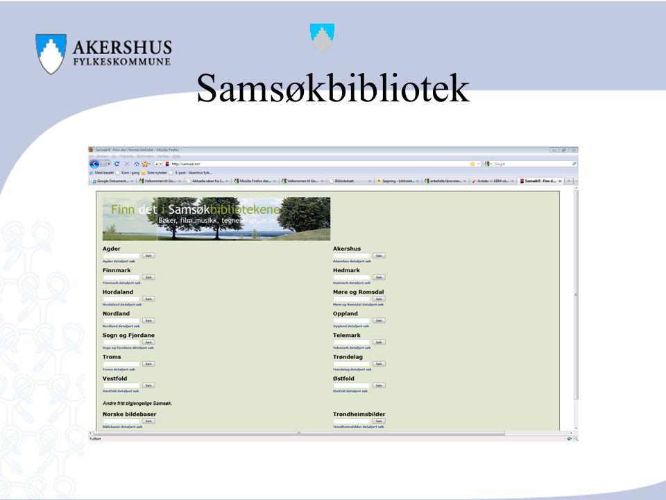Samsøkbibliotek