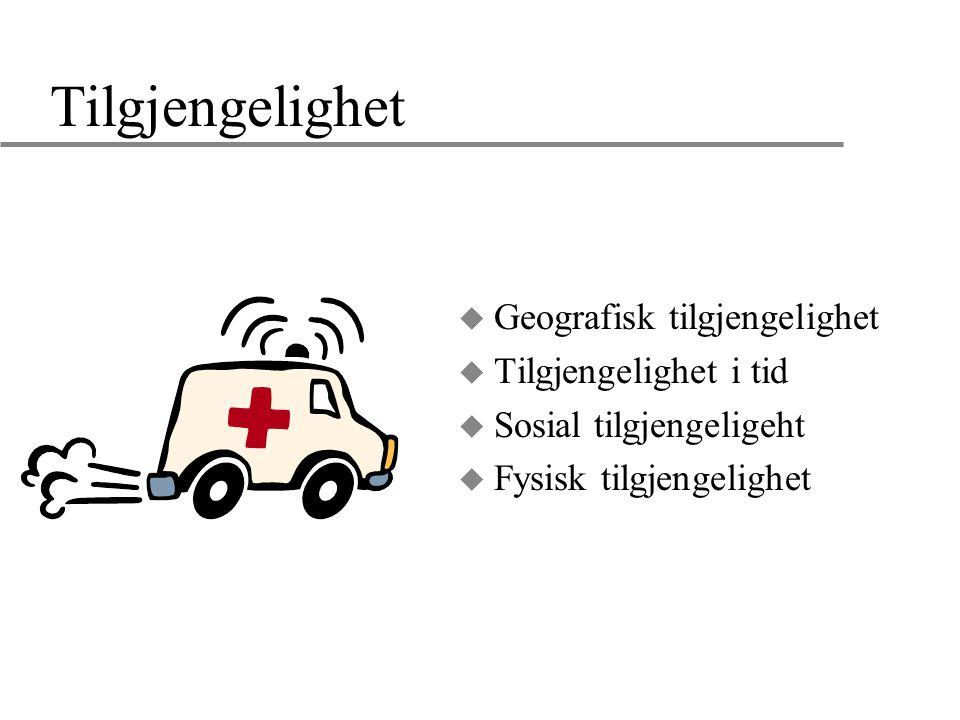 Regional helseplan (4-årig strategisk plan) u Status og premisser (f.eks.