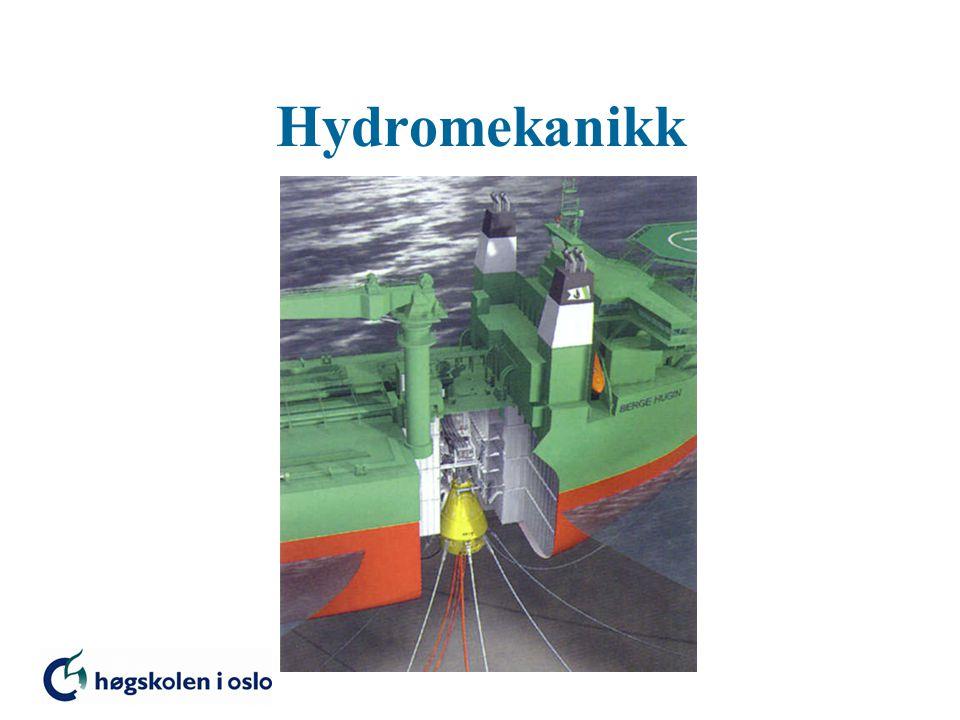 Hydromekanikk