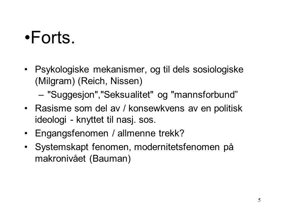 5 Forts.