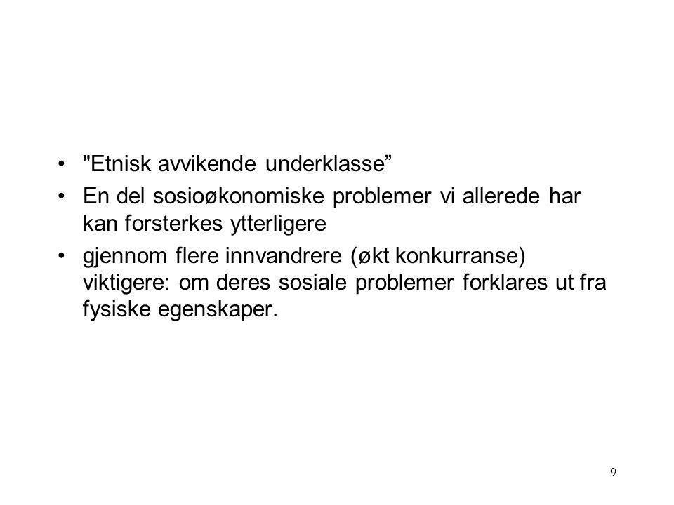 19 Hva om vi spør barna.Raundalens og Lorentzens undersøkelse Datagrunnlaget –6.