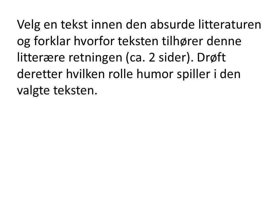 Forfatteropplesing som performance Rainald Goetz – romanen Villfarelse (1983)