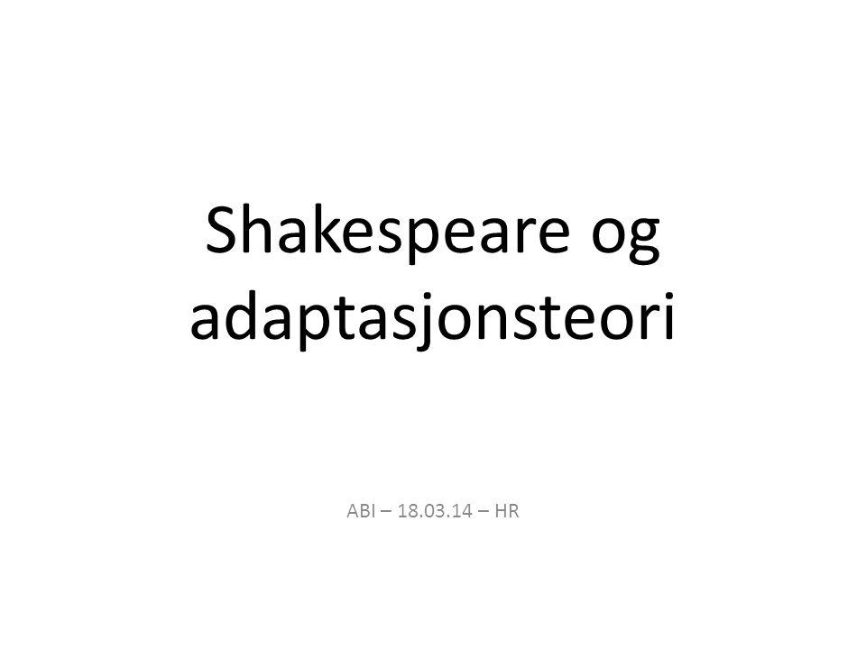 Anthony Del Col, Conor McCreery, Andy Belanger et al.: Kill Shakespeare (2010-) Shakespeares største helter og skurker opptrer sammen i samme fortelling Crossover