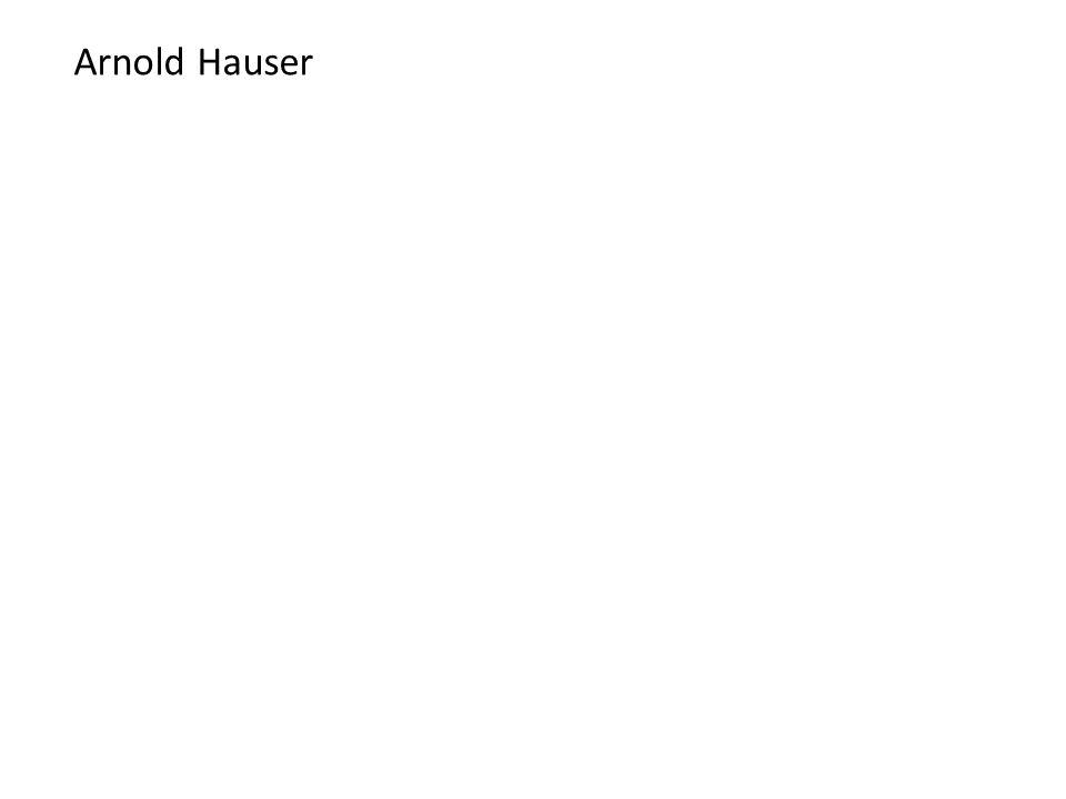 Arnold Hauser