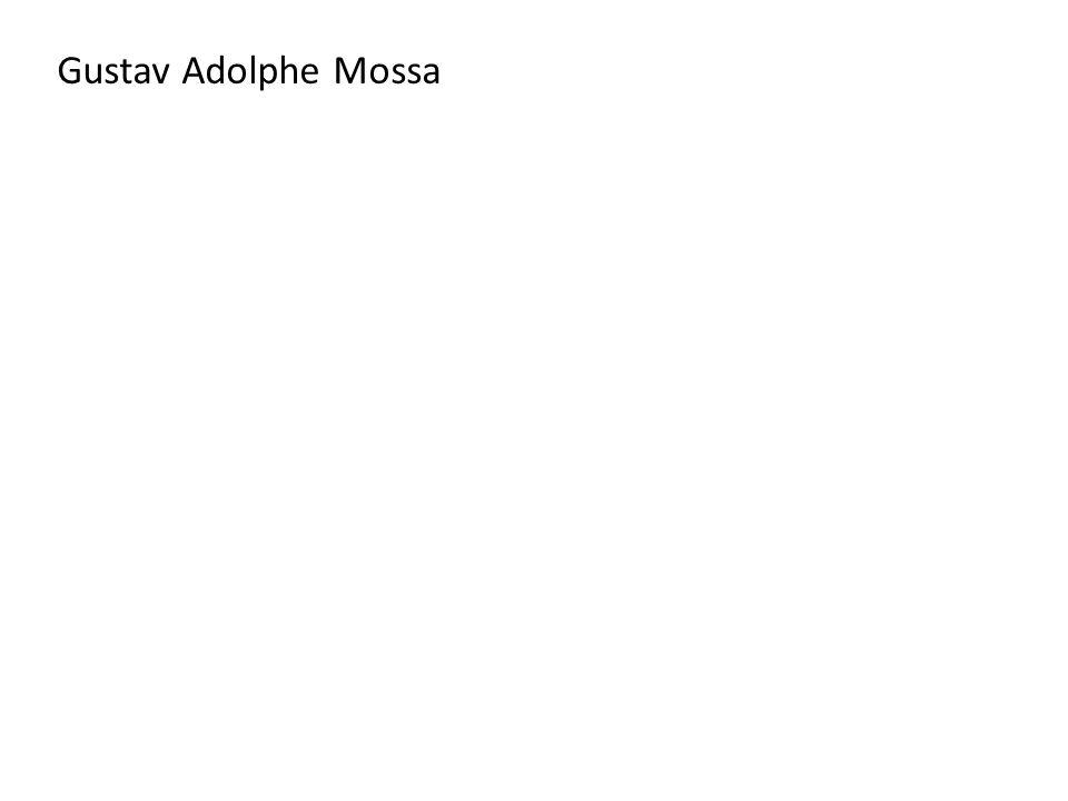 Gustav Adolphe Mossa