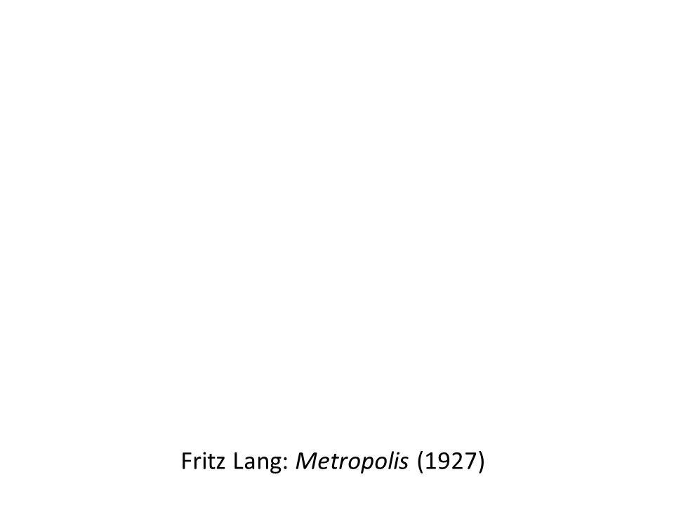 Fritz Lang: Metropolis (1927)