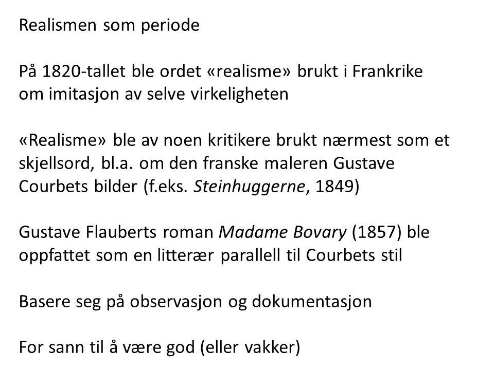 Alexander Kielland i et brev til den danske kritikeren Georg Brandes: «Jeg mindre interesserer mig for det enkelte Menneske som saadant, men mere for Menneskene i Forhold til hinanden, og til en eller anden Last eller Daarskab.