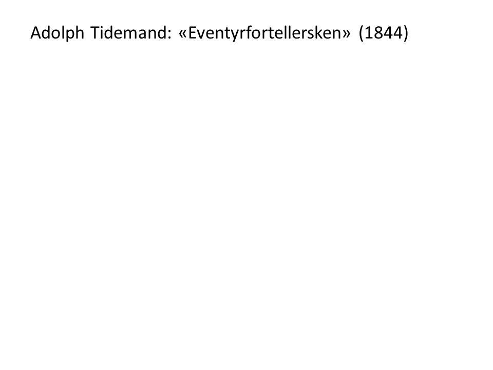 Marit Austegarden forteller til Knut Liestøl i Åseral i juli 1910