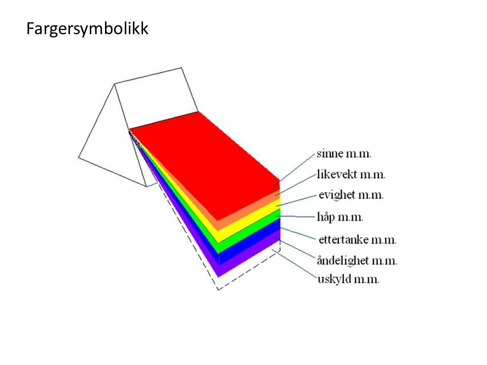 Fargersymbolikk
