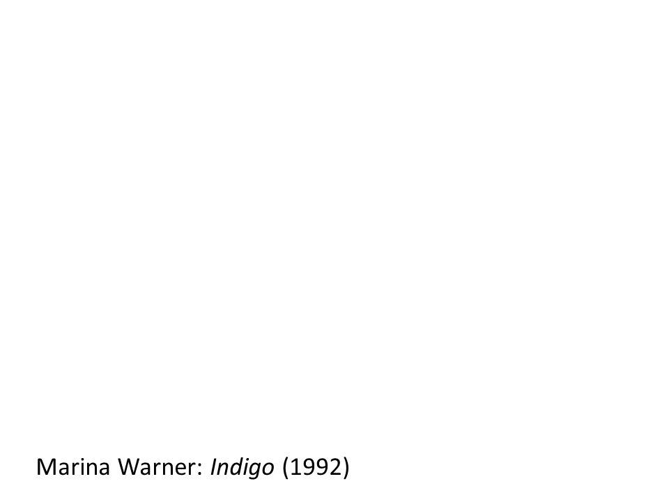 Marina Warner: Indigo (1992)