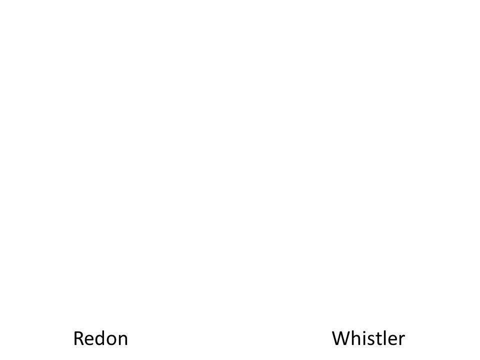 Redon Whistler