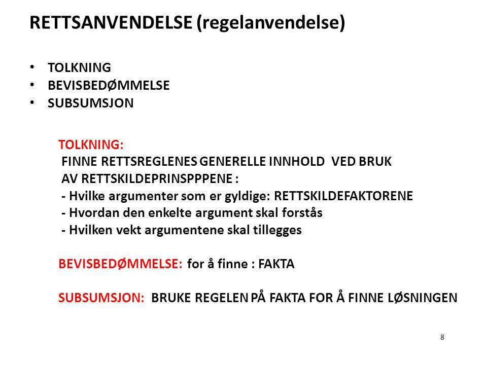 29 2.2 Du arbeider som saksbehandler ved sosialkontoret i Lillevik kommune.