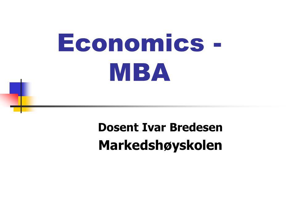 I O O Rentesats MSMS L r1r1 PengerInvestering I1I1 r1r1 Økning i pengetilbudet – den tradisjonelle Keynesianske transmissjonsmekanismen