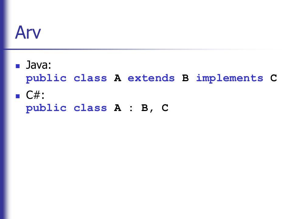 Partial classes Tillater at du deler opp en klassedefinisjon over flere filer, ved å føye partial til klassedeklarasjonen Alle overskriftene i partial-delene må være like (f.eks.