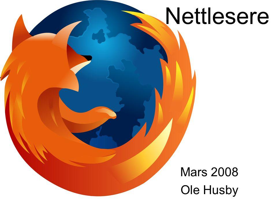 Mars 2008 Ole Husby Nettlesere