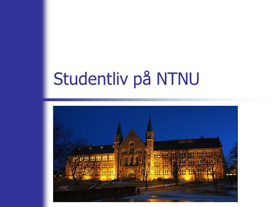 Studentliv på NTNU