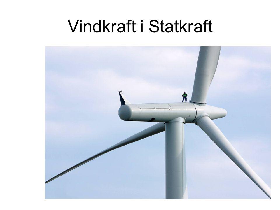 Vindkraft i Statkraft
