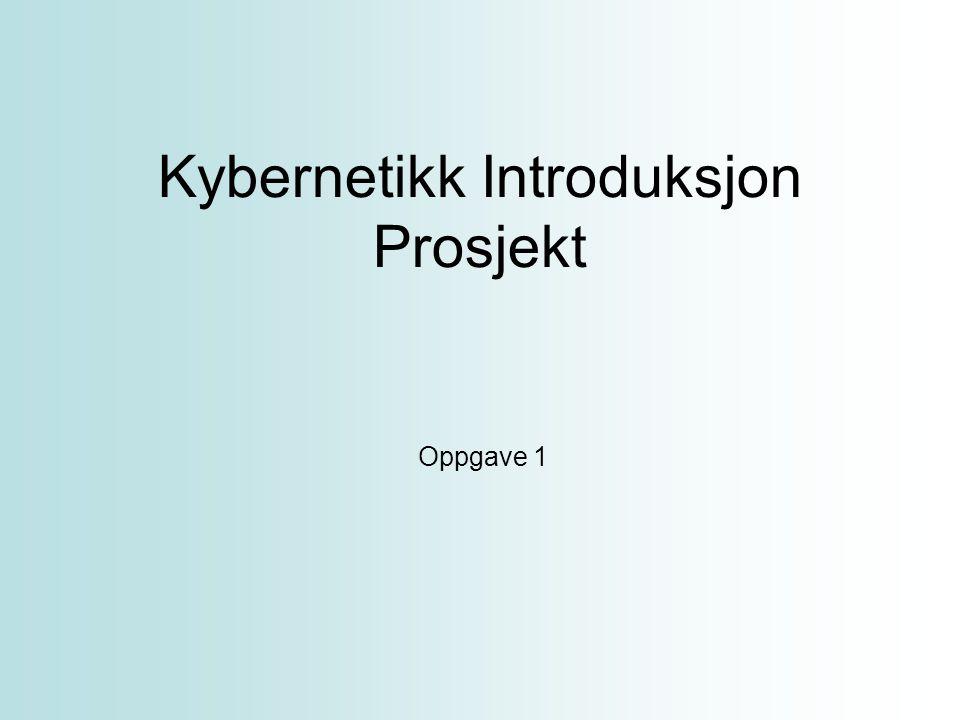 Gruppen Gruppe 12 –Erik Remø Klokk –Trond Suleng –Øyvind Auestad –Sven Verner Niklas Bengtsson