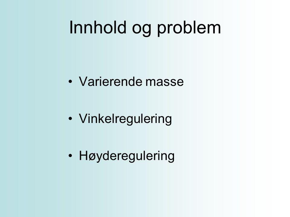 Høyde Vinkel