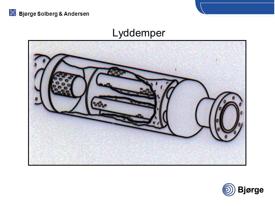 Bjørge Solberg & Andersen Lyddemper