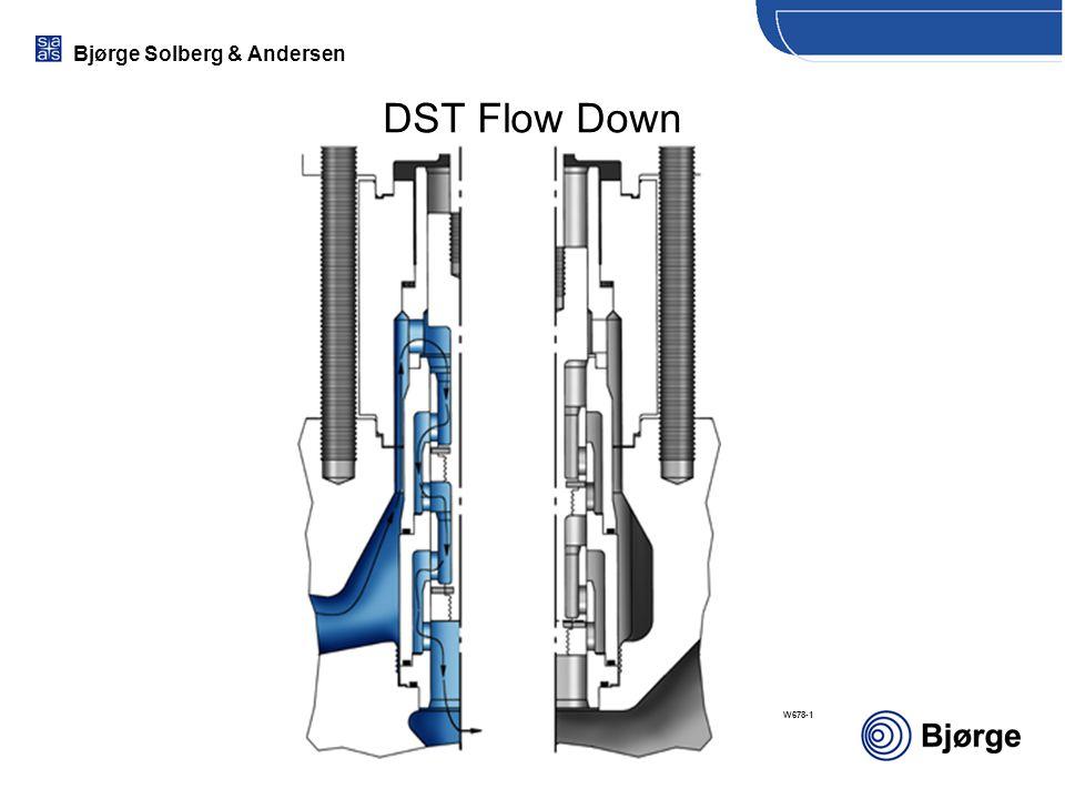 Bjørge Solberg & Andersen DST Flow Down W678-1