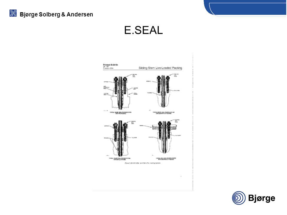 Bjørge Solberg & Andersen E.SEAL