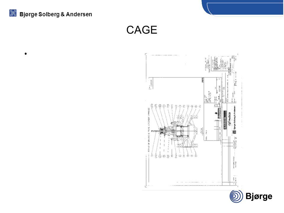Bjørge Solberg & Andersen CAGE