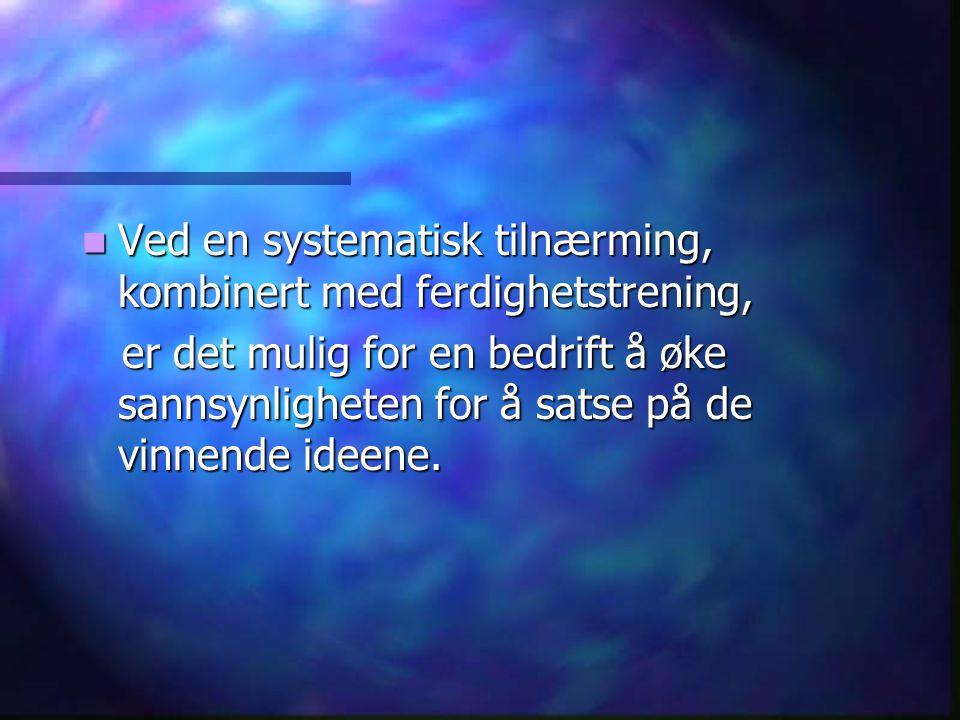 Piet Hein: Det er ikke det at få en idé der er besværlig.