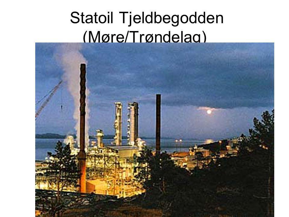 Statoil Tjeldbegodden (Møre/Trøndelag)