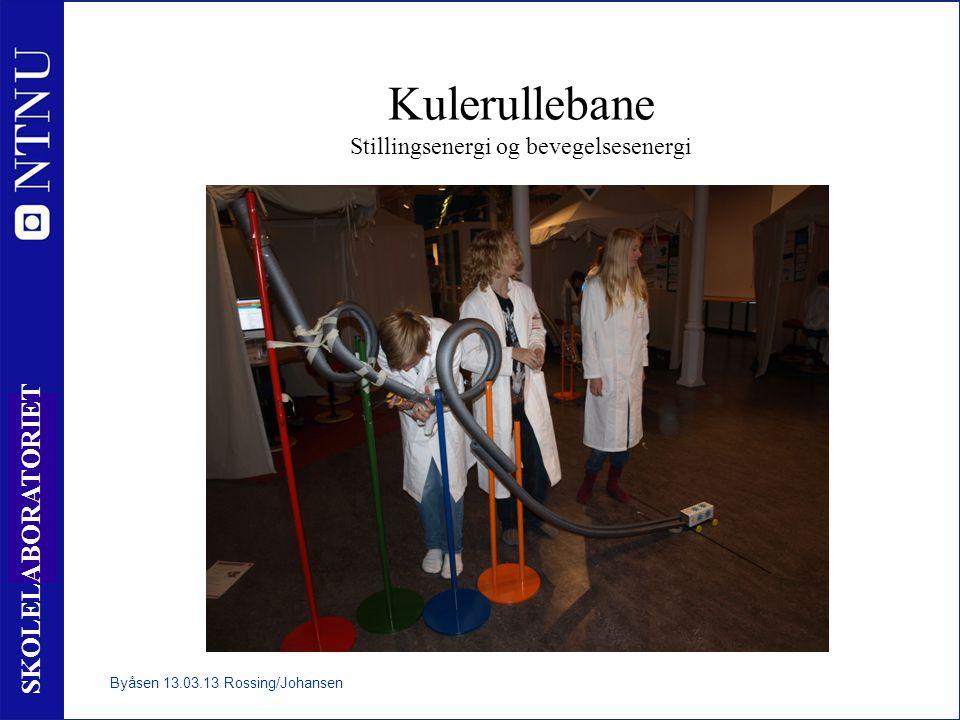 29 SKOLELABORATORIET Oppsummering Treghet – Helium ballong i akselererende system Faller alle legemer like fort.