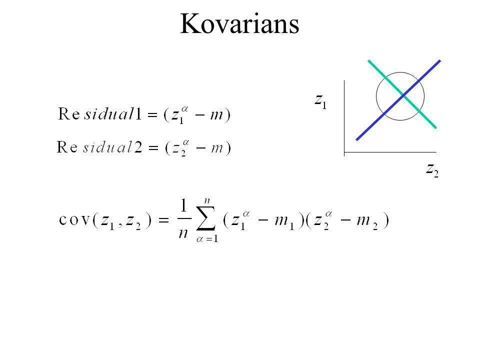 Kovarians