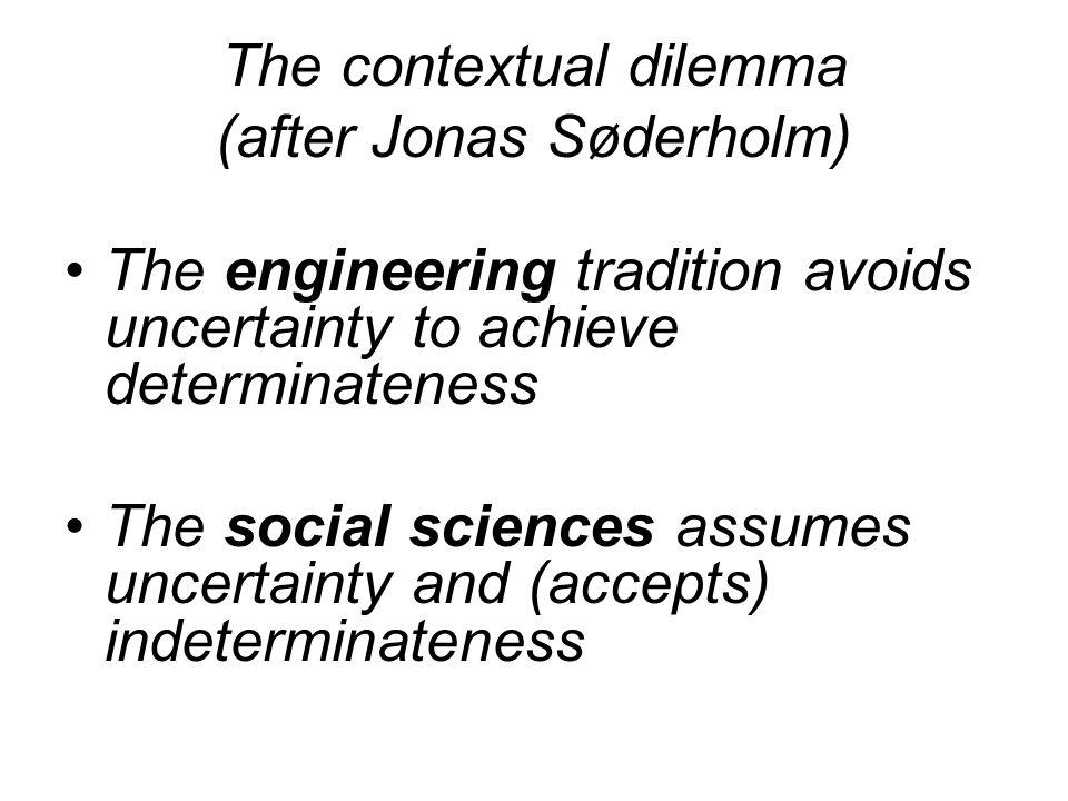 Innledning til diskusjon om prosjektledelse i dag av Svein Arne Jessen ((re)tired) professor, PhD