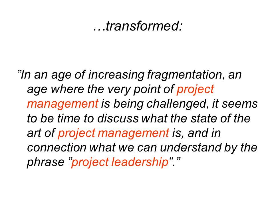 Det viktigste for empirisk sosial forskning A.Fenomen Hvordan organisasjoner påvirker prosjekter B.