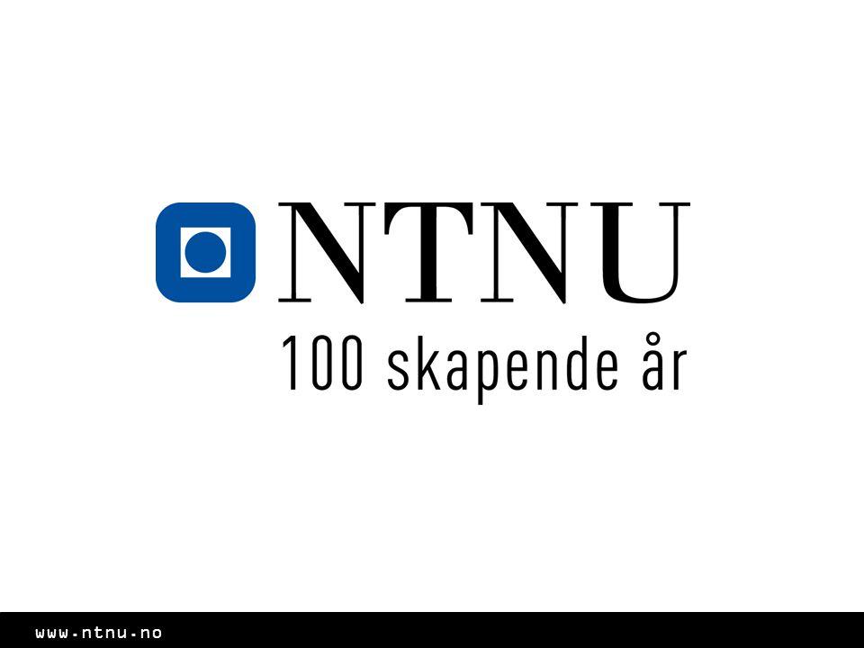 www.ntnu.no