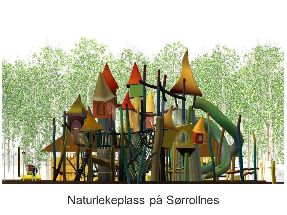 Naturlekeplass på Sørrollnes