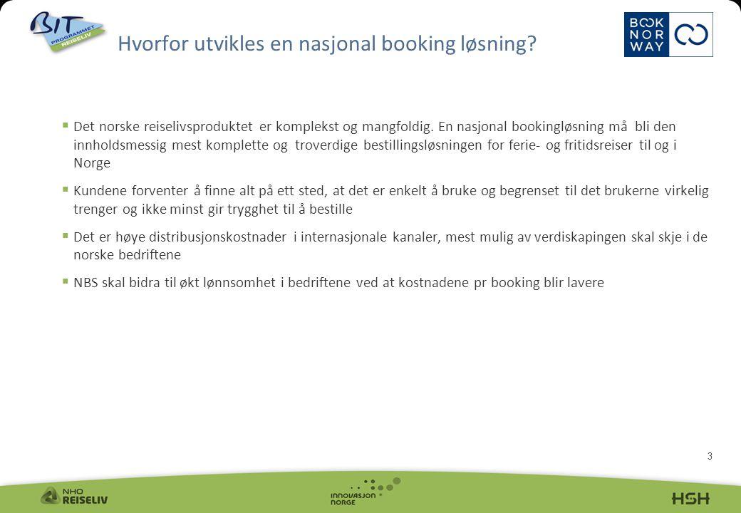 3  Det norske reiselivsproduktet er komplekst og mangfoldig.