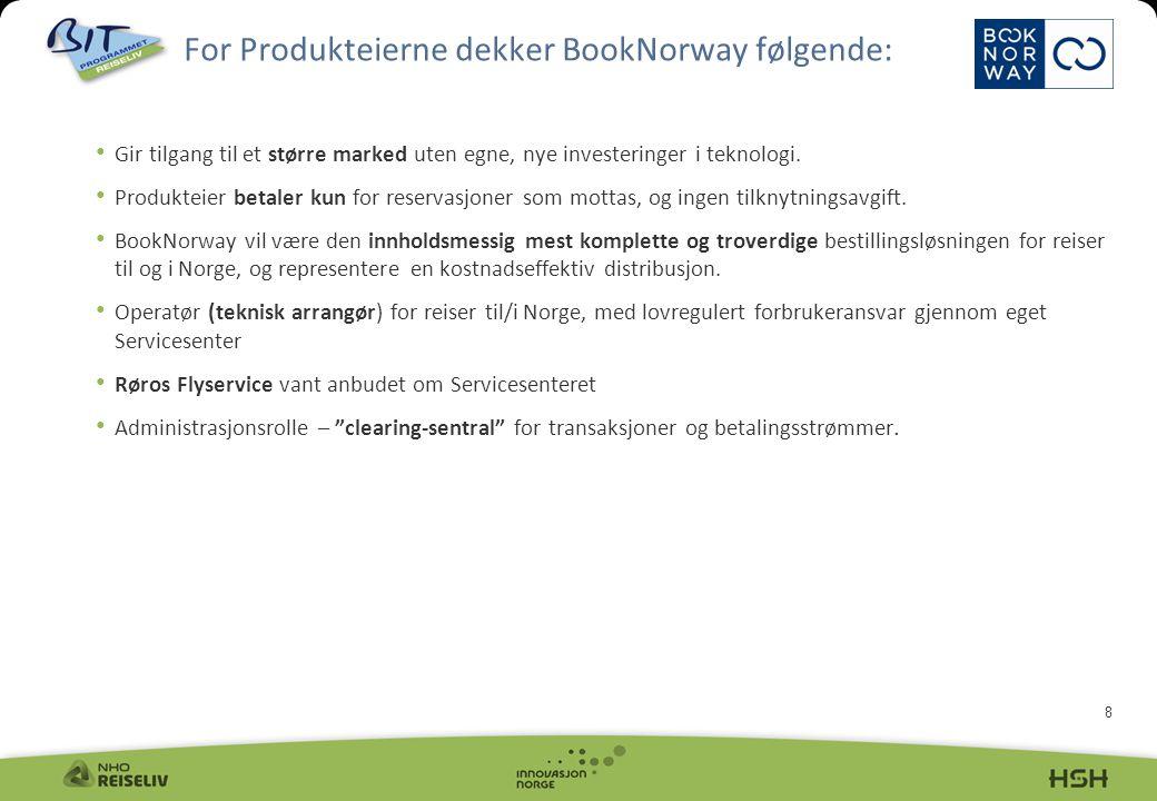8 Gir tilgang til et større marked uten egne, nye investeringer i teknologi.