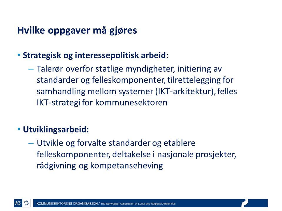 Status Styringsdokumentet ligger på KommIT.no Leder for KommIT-programmet er Kirsti Kierulf, som startet 10.12.2012 Handlingsplan for 2013 er snart på plass!