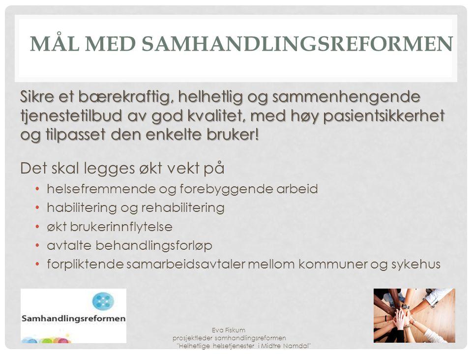 Fosnes kommunestyre 19.05.11 ved Eva Fiskum 14 Takk for oppmerksomheten!