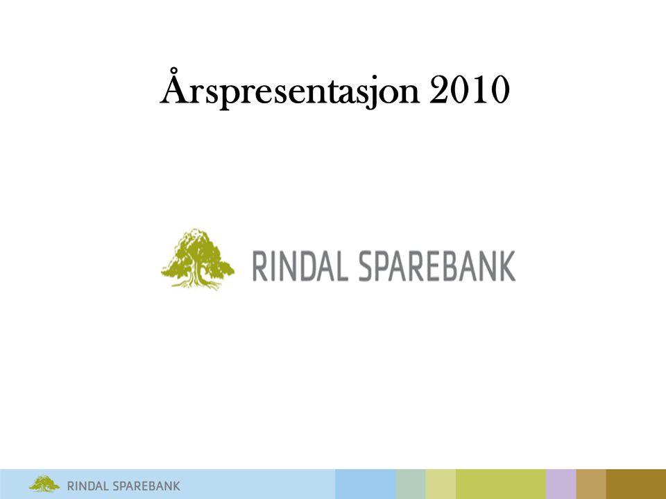 Årspresentasjon 2010