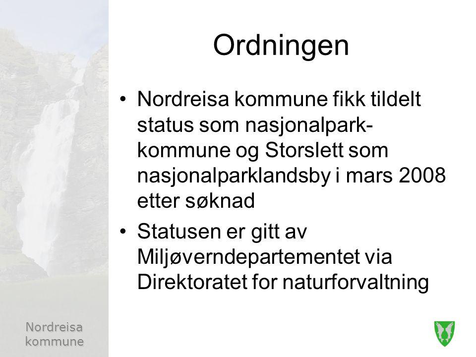 Nordreisa kommune Kontakt Rune Benonisen, arealplanlegger Rune.benonisen@nordreisa.kommune.no Tlf 77 77 07 69