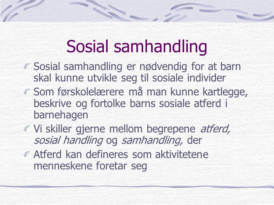 Sosiologi Det systematiske studiet av den sosiale virkelighet Sosiologi er en samfunnsvitenskap som utforsker konkrete erfaringer (empiri) og beskrive
