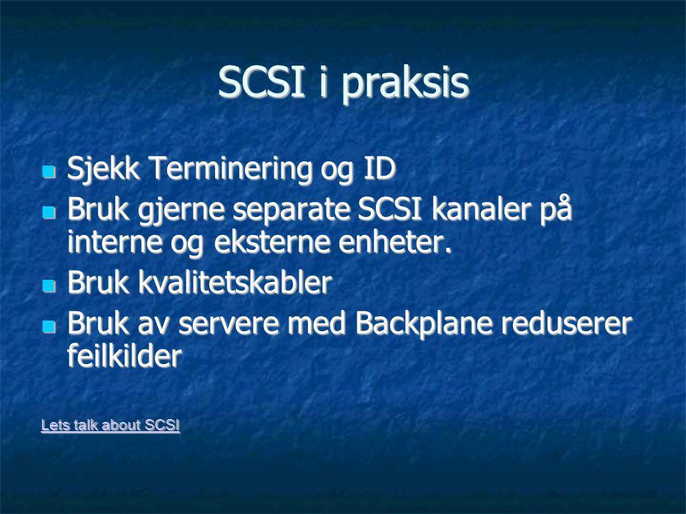 SCSI connector