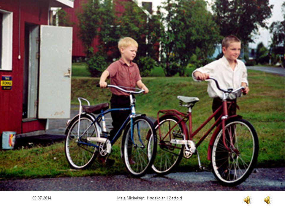 09.07.2014Maja Michelsen, Høgskolen i Østfold