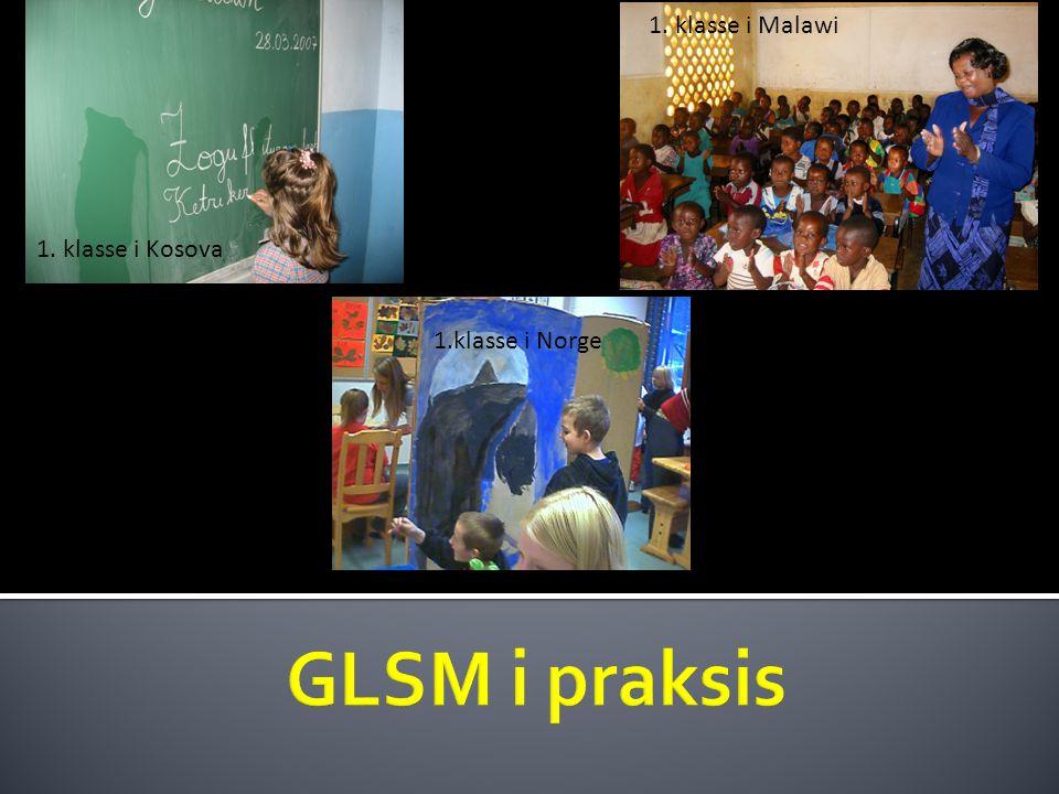 1. klasse i Kosova 1. klasse i Malawi 1.klasse i Norge