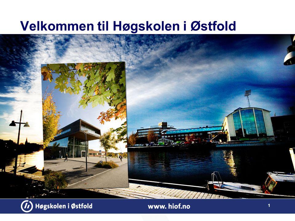 1 Velkommen til Høgskolen i Østfold