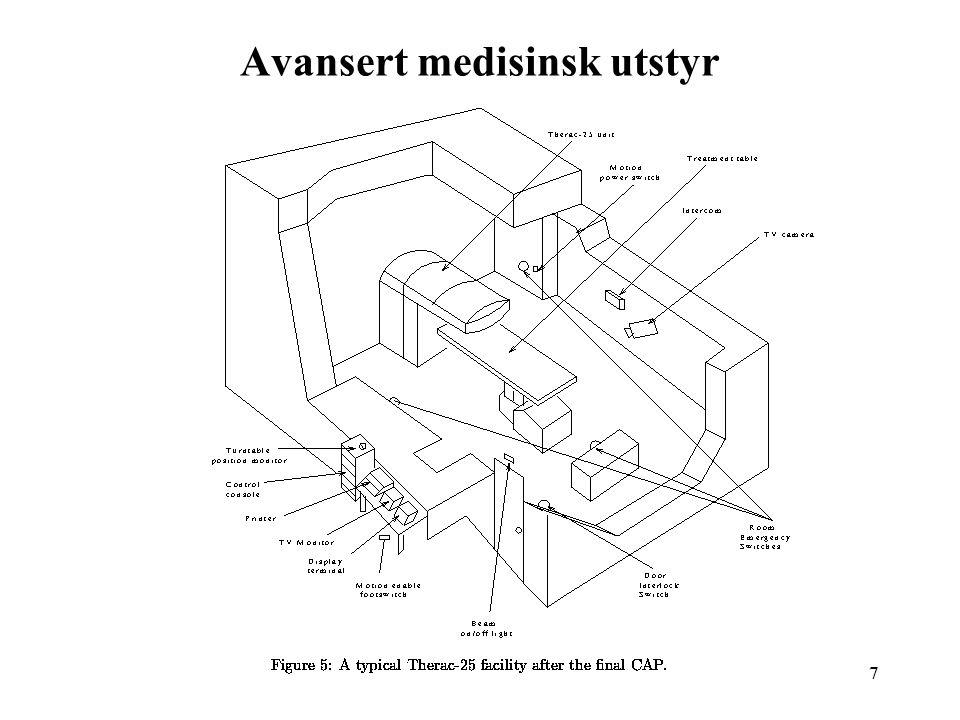 7 Avansert medisinsk utstyr