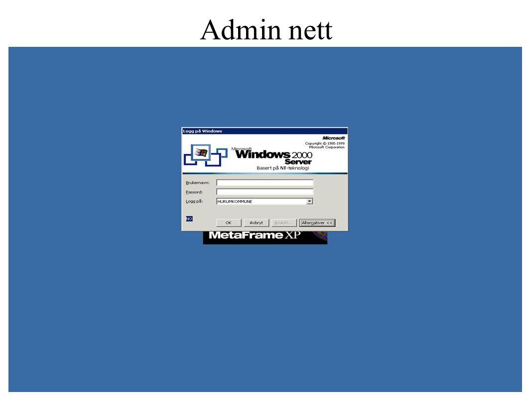 Admin nett