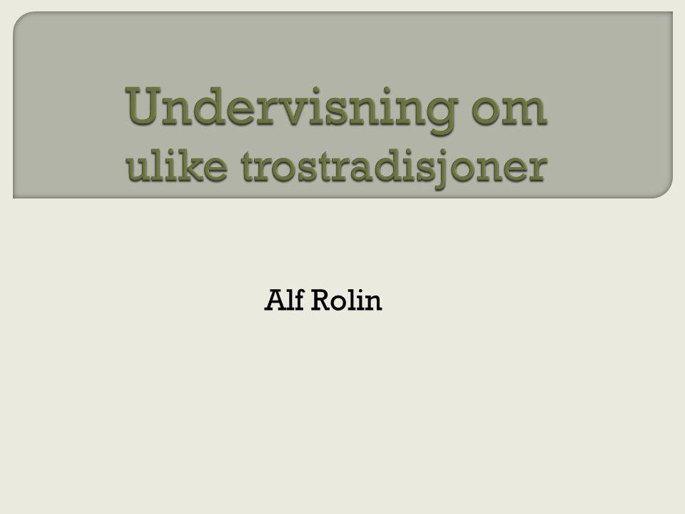 Alf Rolin